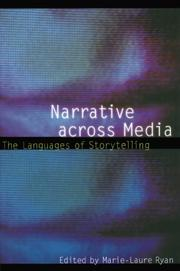 Cover of: Narrative across Media | Marie-Laure Ryan