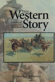 Cover of: The Western Story