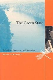 Cover of: The Green State