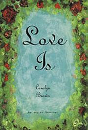 Cover of: Love is
