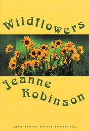 Cover of: Wildflowers | Jeanne Robinson