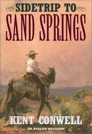 Cover of: Sidetrip to Sand Springs