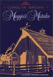 Cover of: Maggie's mistake