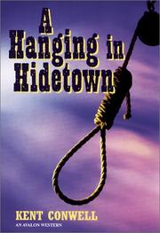 Cover of: A hanging in Hidetown