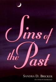 Cover of: Sins of the past