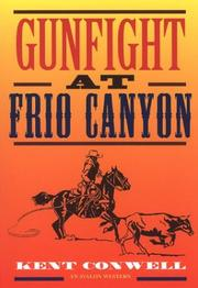 Cover of: Gunfight at Frio Canyon