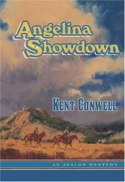 Cover of: Angelina showdown