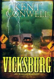 Cover of: Vicksburg (Avalon Mystery)