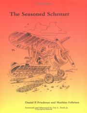 Cover of: The seasoned schemer