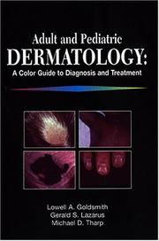 Cover of: Adult and pediatric dermatology