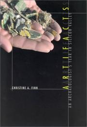 Cover of: Artifacts by Christine A. Finn