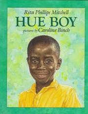 Cover of: Hue Boy | Rita Phillips Mitchell