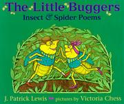Cover of: The little buggers: insect & spider poems