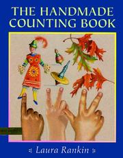 Cover of: The handmade counting book