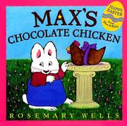 Cover of: Max's chocolate chicken