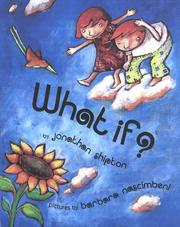 Cover of: What if?
