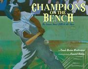 Cover of: Champions on the Bench: the story of the Cannon Street YMCA All Stars