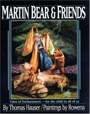 Cover of: Martin Bear and friends