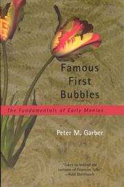 Cover of: Famous First Bubbles