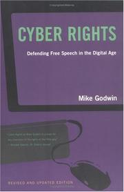 Cover of: Cyber rights