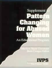 Cover of: Pattern changing for abused women