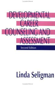 Cover of: Developmental career counseling and asessment