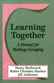 Cover of: Learning together