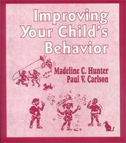 Cover of: Improving your child