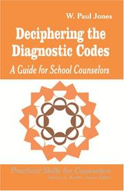 Cover of: Deciphering the diagnostic codes