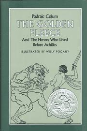 Cover of: The Golden Fleece