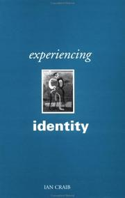 Cover of: Experiencing Identity