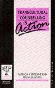 Cover of: Transcultural counselling in action