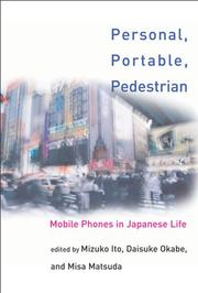 Cover of: Personal, Portable, Pedestrian |