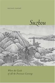 Cover of: Suzhou