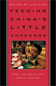 Cover of: Feeding China's Little Emperors
