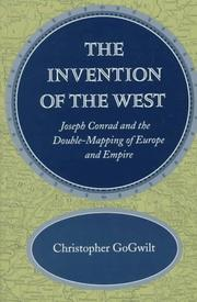 Cover of: The Invention of the West