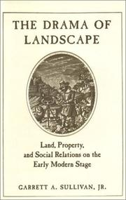 Cover of: The Drama of Landscape