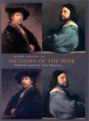 Cover of: Fictions of the pose