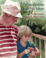 Cover of: When Grampa kissed his elbow
