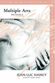 Cover of: Multiple Arts: The Muses II