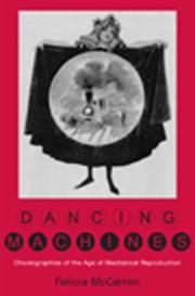 Cover of: Dancing Machines