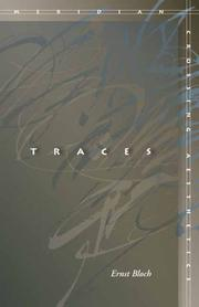 Cover of: Traces