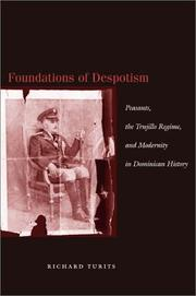 Cover of: Foundations of Despotism