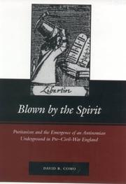 Cover of: Blown by the Spirit
