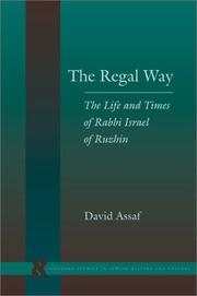 Cover of: The Regal Way