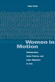Cover of: Women in Motion | Nana Oishi