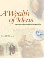 Cover of: A Wealth of Ideas