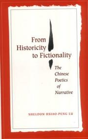 Cover of: From Historicity to Fictionality