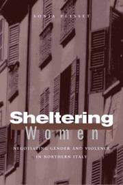 Cover of: Sheltering Women