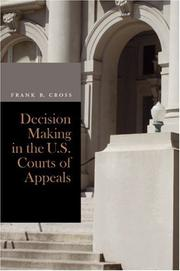 Cover of: Decision Making in the U.S. Courts of Appeals